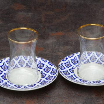 Set Verre à thé ARCILA – 12 pcs