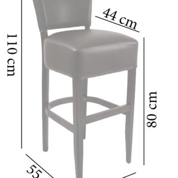 Chaise Lisa Bar