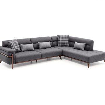 Canapé d'angle WILMA