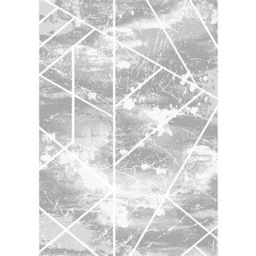Tapis OPERA – 1818 Grey/White – 160×230